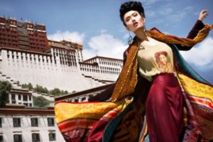 Beautiful Asia photos - harpers bazaar indonesia - tibet-fashion-editorial.jpg